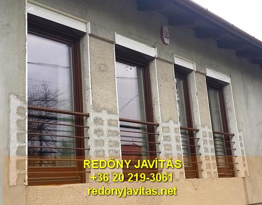 Redőny javítás Budapest 10. kerület