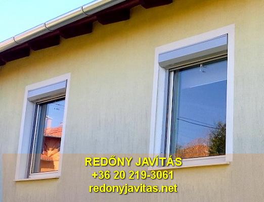 Redőny javítás Budapest 11. kerület