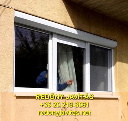 Redőny javítás Budapest 14. kerület