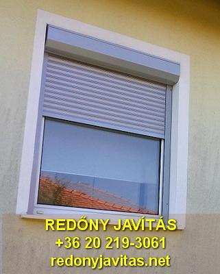 Redőny javítás Budapest 16. kerület