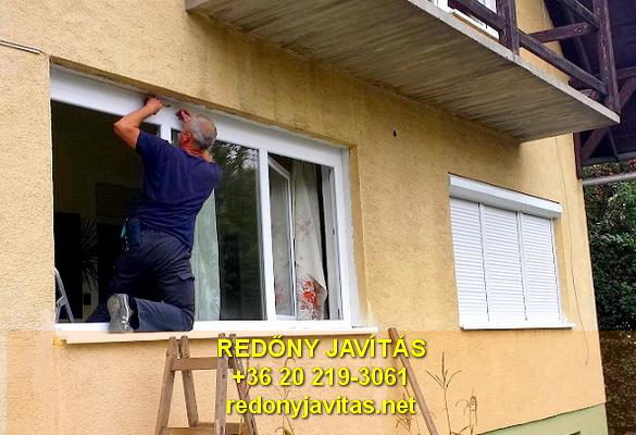 Redőny javítást Budapest egyes kerületeiben és Budapest vonzáskörzetében vállalunk! +36 20 219-3061